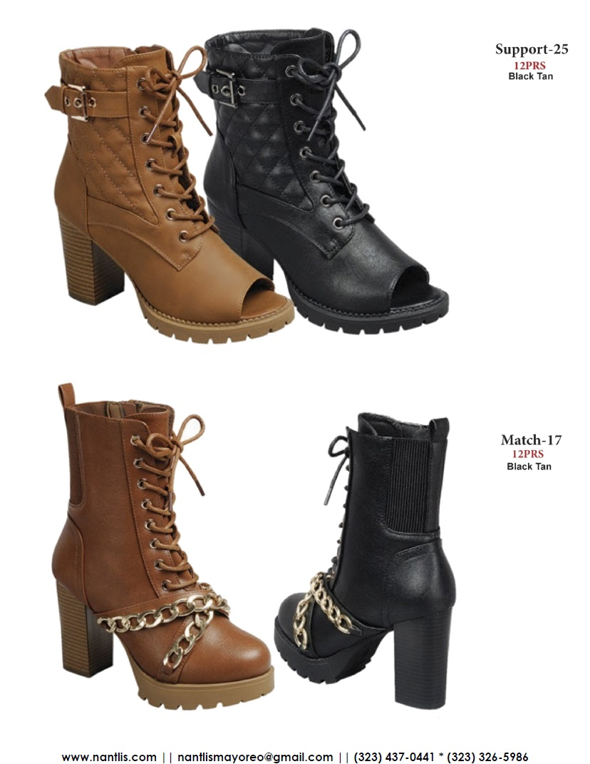 Nantlis Vol FL210 Botas Mujer y Nina mayoreo Catalogo Wholesale boots and booties women and girls_Page_06