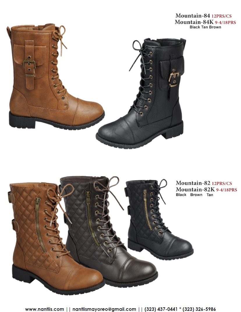 Nantlis Vol FL210 Botas Mujer y Nina mayoreo Catalogo Wholesale boots and booties women and girls_Page_10