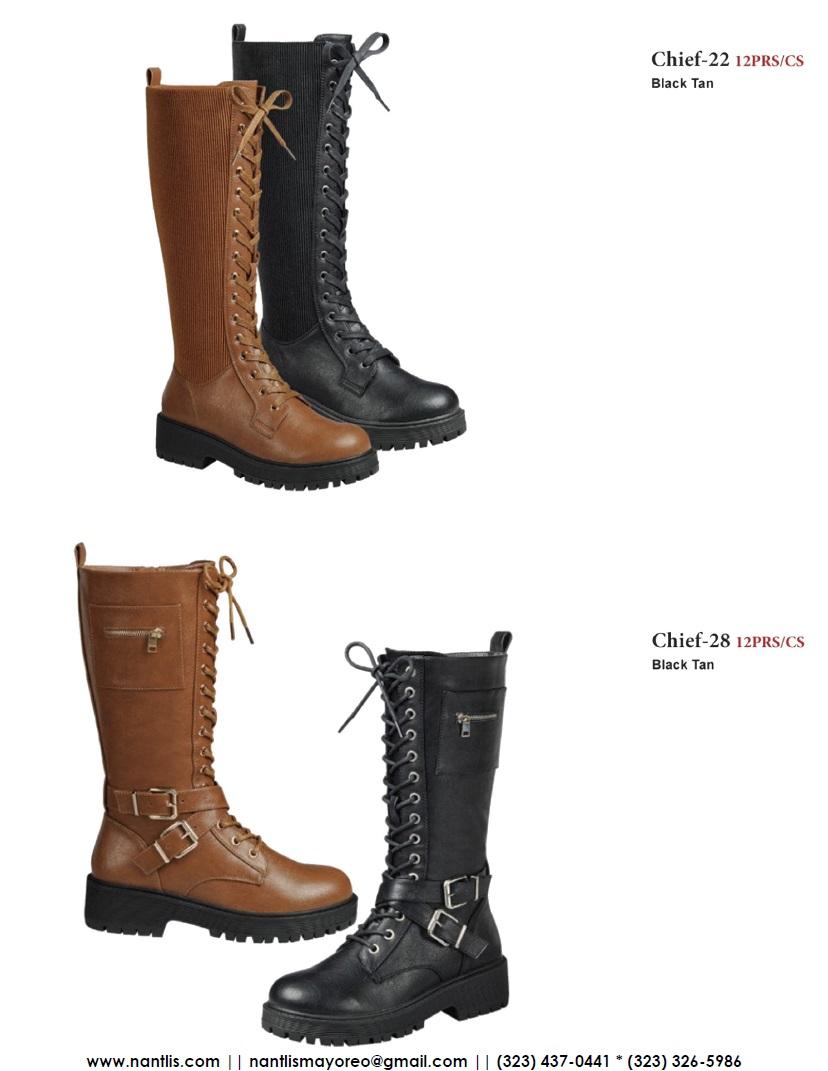 Nantlis Vol FL210 Botas Mujer y Nina mayoreo Catalogo Wholesale boots and booties women and girls_Page_13