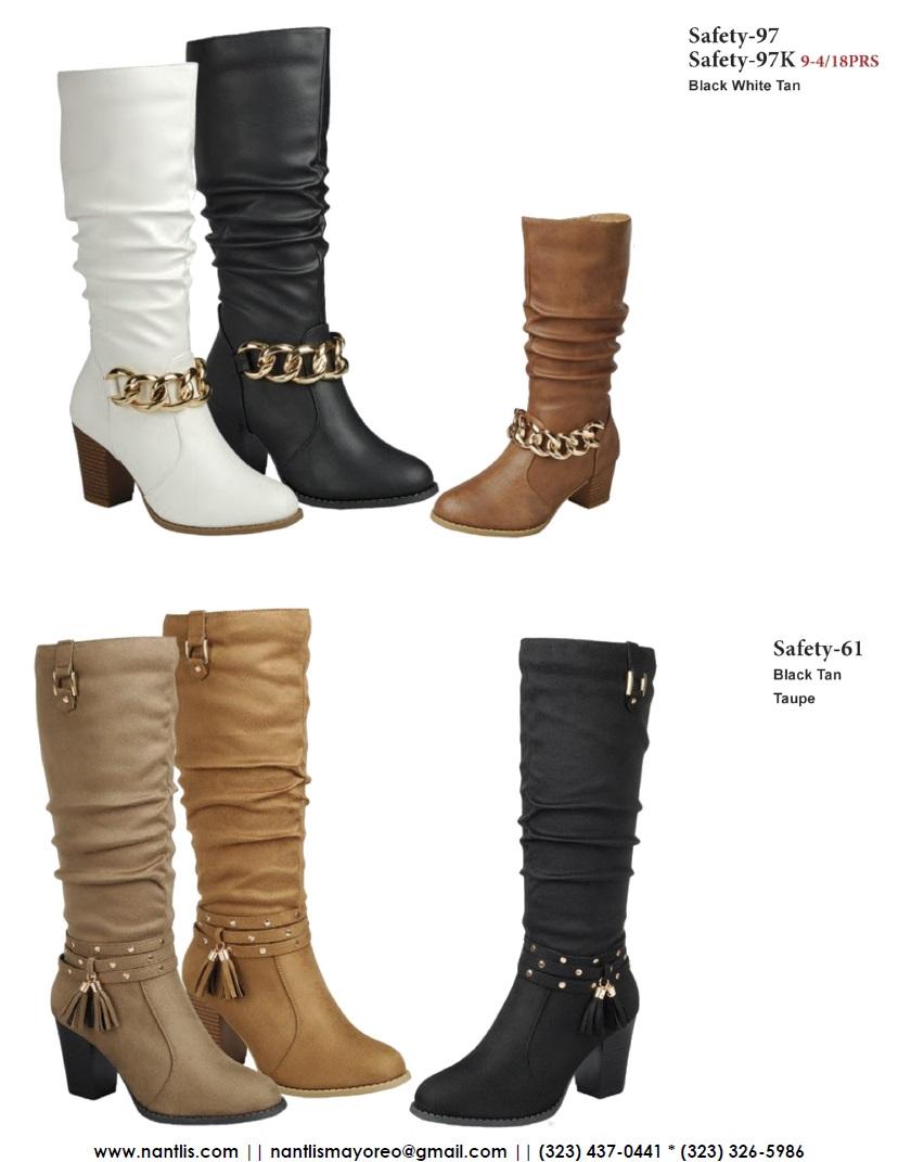 Nantlis Vol FL210 Botas Mujer y Nina mayoreo Catalogo Wholesale boots and booties women and girls_Page_14