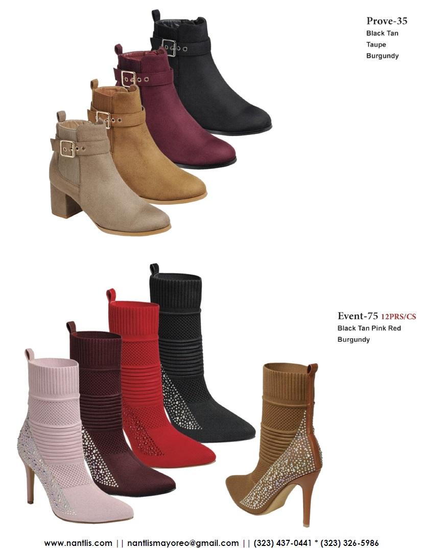 Nantlis Vol FL210 Botas Mujer y Nina mayoreo Catalogo Wholesale boots and booties women and girls_Page_15