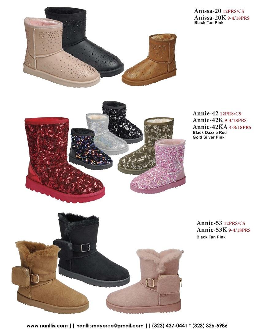 Nantlis Vol FL210 Botas Mujer y Nina mayoreo Catalogo Wholesale boots and booties women and girls_Page_21