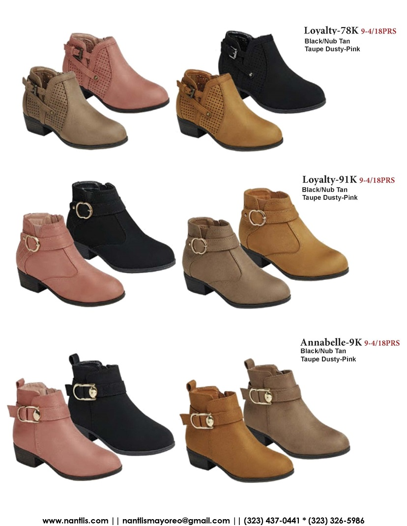 Nantlis Vol FL210 Botas Mujer y Nina mayoreo Catalogo Wholesale boots and booties women and girls_Page_22