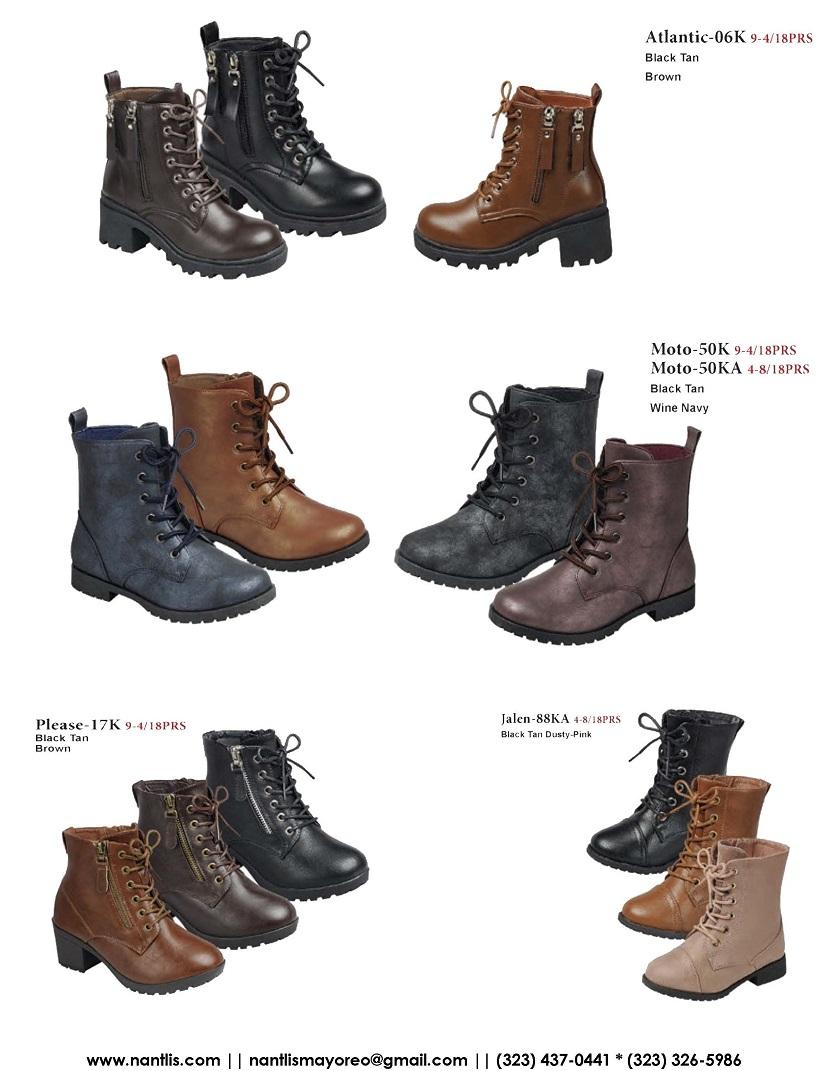Nantlis Vol FL210 Botas Mujer y Nina mayoreo Catalogo Wholesale boots and booties women and girls_Page_23