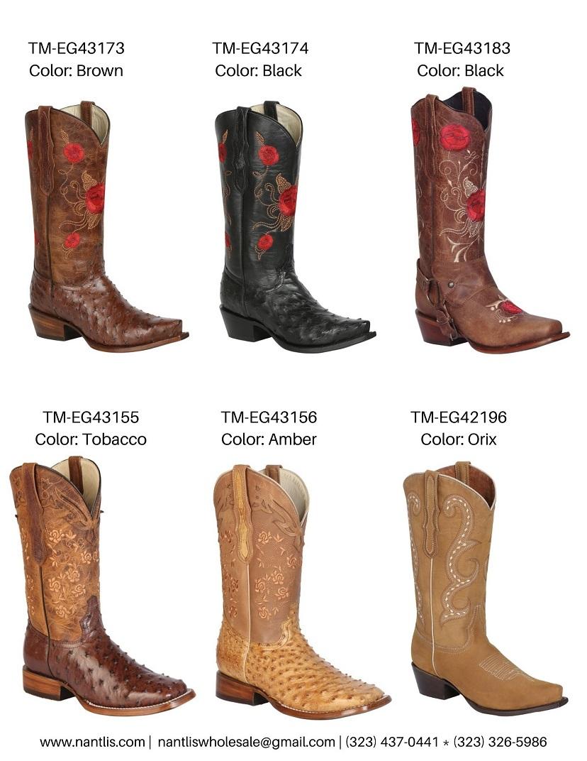 Nantlis Vol TMEG22 Botas de Vaqueras de Mujer mayoreo catalogo Wholesale Womens Western boots_Page_6