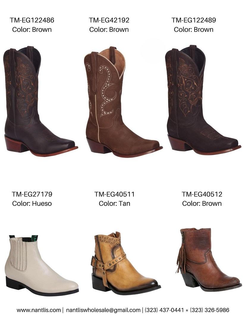 Nantlis Vol TMEG22 Botas de Vaqueras de Mujer mayoreo catalogo Wholesale Womens Western boots_Page_7