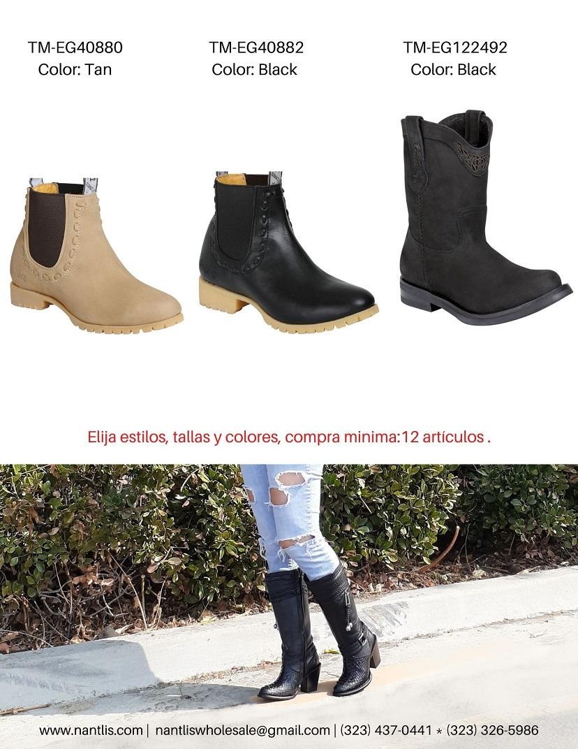 Nantlis Vol TMEG22 Botas de Vaqueras de Mujer mayoreo catalogo Wholesale Womens Western boots_Page_8